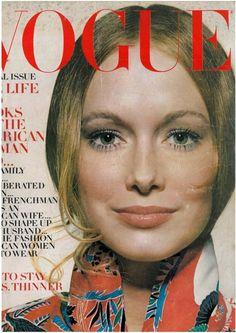 Karen Graham Vogue, US June 1970
