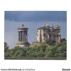 Carlton Hill Edinburgh. Jigsaw Puzzles