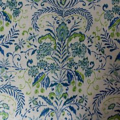 Ara Metal Radiator Covers, Cottage Curtains, Fabulous Fabrics, Home Decor Fabric, Drapery Fabric, Green Fabric, White Decor, Fabric Swatches, Accent Pillows