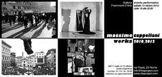 "Massimo Cappellani "" Works 2010 - 2012"""