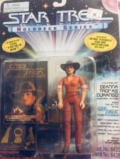 Deanna Troi, Collector Cards, Star Trek, Westerns, Stars, Movie Posters, Starship Enterprise, Film Poster, Sterne