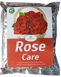 Rose Care : Complete Rose Plant Care, 100% Quality Guaranteed, for Healthy Beautiful Flowering and Sturdy Plant
