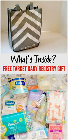 Get over $60 worth of FREE baby stuff at Target. Get Free Baby Registry Gifts with the Target Baby Shower Gift Registry. via /mellisaswigart/