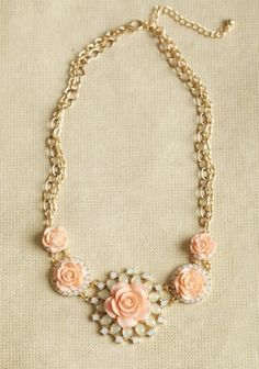 Felicity Rose Necklace | Modern Vintage New Arrivals