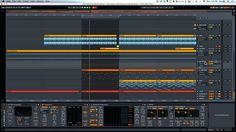 """Live: Behind The Scenes On Deep House Track """"Time"""""""