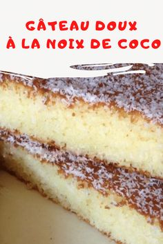 Discover recipes, home ideas, style inspiration and other ideas to try. Coconut Bars, Health Dinner, French Desserts, Dinners For Kids, Cheesecake Recipes, Cake Cookies, How To Make Cake, Vanilla Cake, Biscuits
