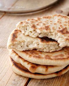 Bazlama- turecki chleb z patelni - Justyna Dragan