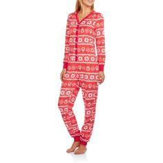 secret treasures womens dropseat pajama union suit one piece sleepwear onesie pajamas pajamas women