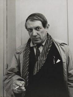 Rogi André, Pablo Picasso, 1935