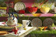 French country style dinnerwares
