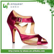 Dance Shoes, Dance Shoes direct from Shenzhen Long Yuan Shoes Co., Ltd. in China (Mainland)