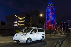 The launch of the 7 Seater Version of the e-NV200 Combi has been brought forward to April to meet the rising interest and demand in the model. It is aimed for use by VIP Transfers, hotels, taxis and Private Customers.