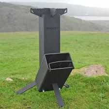 The Apostol Rocket 2016 - Free European Delivery Diy Wood Stove, Outdoor Cooking Stove, Cooking With Kids Easy, English Wheel, Rocket Stoves, Metal Projects, Camping Crafts, Alternative Energy, Homemaking