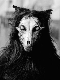 horse skull mask - Google Search