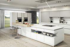 Cozinhas com Ilha - Ilhas em Cozinhas Modernas