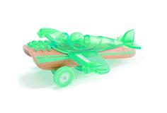 Letadélko je vyrobeno z bambusového dřeva. Rozměr: 8,8 x 8 x 3 cm