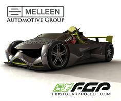 MSR-1 Prototype Melleen Automotive Group