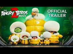 The Angry Birds Movie 2 Official Trailer VIdeo - Movie Insider Disney Movies Online, Watch New Movies Online, Watch Movies, Marvel Movies 2018, Angry Birds 2 Movie, Sony Pictures Entertainment, This Is Us Movie, Office Movie, Flightless Bird