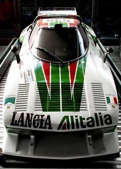 The Rally World Champion Lancia Stratos