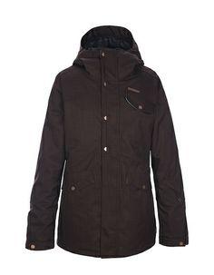 Aiko   Women's Snow Jacket   Fall / Winter Collection 2013 / 2014   www.zimtstern.com   #zimtstern #fall #winter #collection #womens #snow #jacket #snowjacket #snowwear #wear #clothing #apparel #fabric #textile