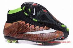 Nike Mercurial Superfly FG Rainbow Edition Red-brown Soccer Cleat