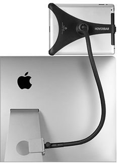 Attach your #iPad to your iMac with Hoverbar.