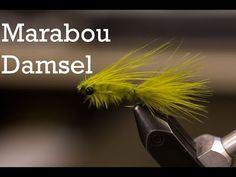 Fly Tying: Marabou Damsel - North 40 Fly Shop