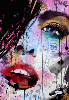 "Saatchi Art Artist Loui Jover; Drawing, ""breathe"" #art"