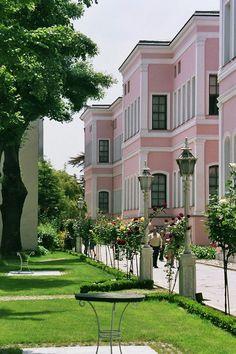Palais de Dolmabahce à Istanbul (Turquie)