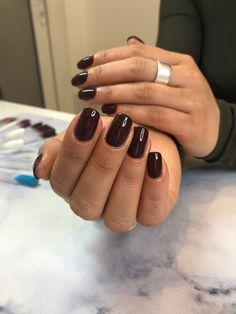 Dark nails Dark Nails, Beauty, Ongles, Beauty Illustration