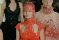 Alexander McQueen spring collection