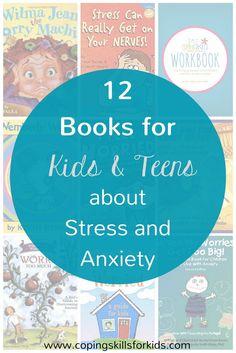 12 Books for kids an