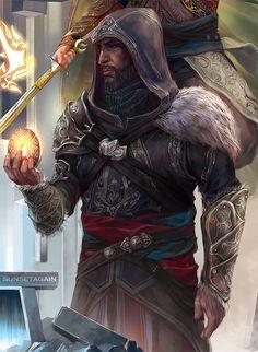 Ezio by sunsetagain.deviantart.com on @DeviantArt