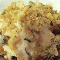 Crockpot Swiss Chicken Casserole Recipe