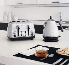 Delonghi S Vintage Icona Kettle Toaster Via Life As A