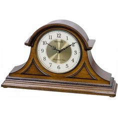 Rhythm WSM Remington Mantel Clock