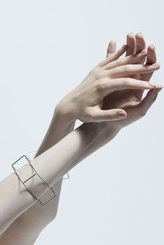 AgataBielen is a jewelry designer with a stunning minimalist namesake…