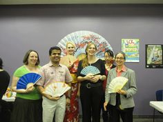 Asian Heritage Month Celebration - Staff Photo