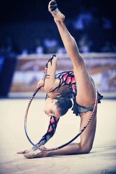 flexibility+strength=beauty