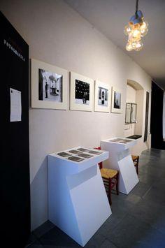 La Bottega Fotografica, l'ingresso