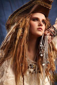 Kalevala jewelry photoshoot