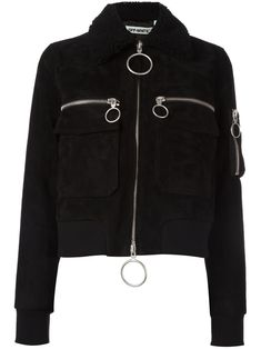 off white cheap shirt, Off-White aviator bomber jacket 1000 - BLACK Women Clothing Jackets, off white clothing virgil abloh cheap low price