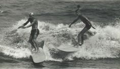 Mona Vale surfers 1960, surfing, waves, beaches, surfboards, long-board surfing, http://www.yuusurf.com