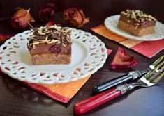 PRAJITURA CU MERE - de post - Rețete Fel de Fel Nutella, Food Decoration, Food Cakes, Sweet Cakes, Cream Cake, Cookies, Pasta, Waffles, Cake Recipes