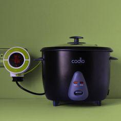 Codlo Sous-Vide Controller + Rice Cooker (Firebrick Red + Black)