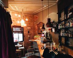 Casa Xica, Barcelona. Pequeño restaurante de fusión china-mediterránea a muy buen precio, en el Poble Sec.