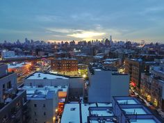 View from East Williamsburg