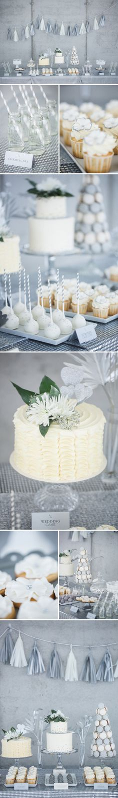 "Candy Buffet ""Concrete meets Glamour"" Photos by lovely Julia Schick"