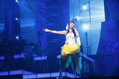 水樹奈々さん、2度目の東京ドームライブに超巨大ロボが出現!?   アニメイトタイムズ