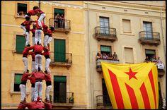 Castells, Tarragona, Catalunya, Spain by Feedback Producción Visual.